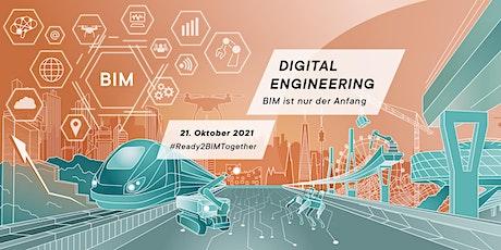FCP BIM Day - Digital Engineering: BIM ist nur der Anfang tickets