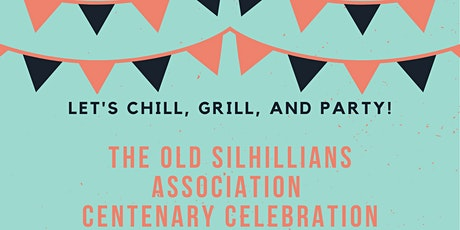 The Old Silhillians Association Centenary Celebration under 30 tickets