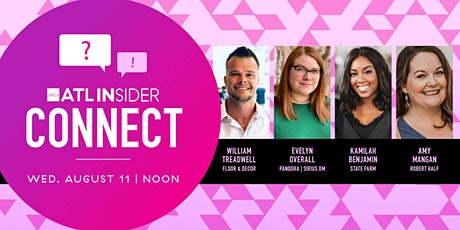 Insider Quarterly Connect – Q2 tickets