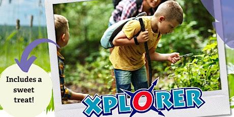 Summer Xplorer Challenge at Brockholes - Tuesday 3 August tickets