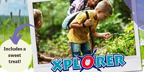 Summer Xplorer Challenge at Brockholes - Monday 9 August tickets