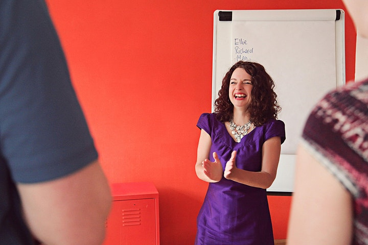 Public Speaking - The Essentials - reducing nerves and building confidence! image