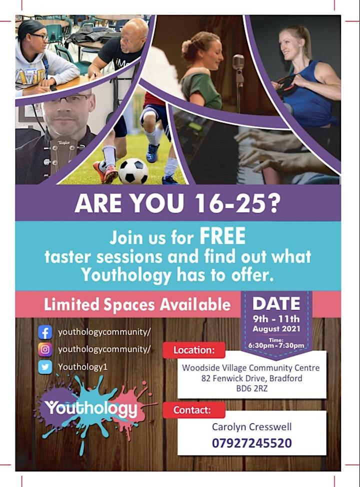 Youthology Taster Event image
