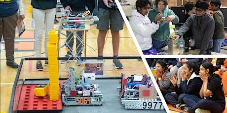 Robotics Team  Recruitment Open House - In Person Event tickets