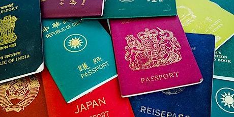 Investment Migration Passports Chat- Webinar 5 tickets