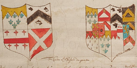 The Heraldry of the Pastons (Online Event) tickets
