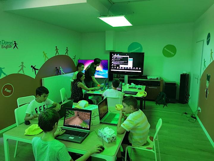 Minecraft Sommer-Tages-Camp in 1030 Wien: Bild