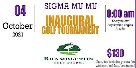 Sigma Mu Mu Inaugural Golf Tournament tickets