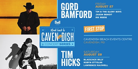 Bell Presents the First Stop on the Road Back to Cavendish tickets