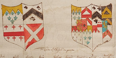 The Heraldry of the Pastons  (In-Person Event) tickets