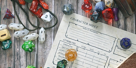 Dungeons & Dragons taster session tickets