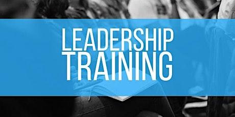 Leadership Training 2 of 3: Cultivating Trust tickets