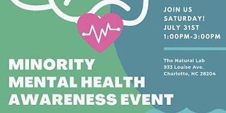 Minority Mental Health Awareness tickets