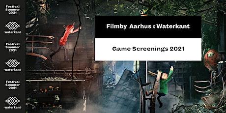 Filmby Aarhus x Waterkant Game Screenings Tickets