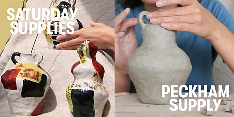 Saturday Supplies: Wobbly Pots With Katie Moore tickets