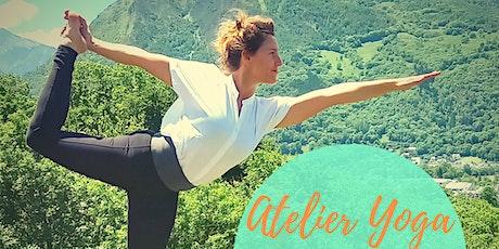 Initiation Yoga Iyengar billets