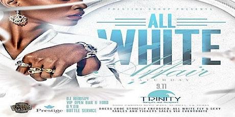 Prestige Group Presents ALL WHITE AFFAIR tickets