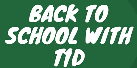 JDRF Back to School with T1D tickets