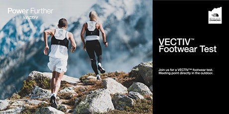 Never Stop Chamonix - Run with Us - VECTIV Footwear Test tickets