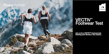 Never Stop Chamonix -NIGHT Run with Us - VECTIV Footwear Test tickets