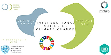 Intersectional Action on Climate Change Panel tickets