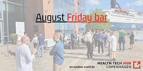 Friday bar · Health Tech Hub Copenhagen tickets