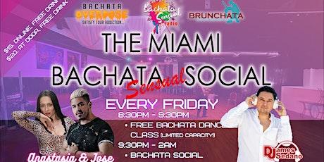 Miami's Bachata Social tickets