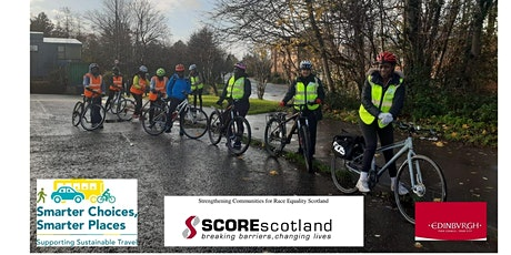 SCOREscotland PEDAL AND THRIVE  (FREE WOMEN ONLY RIDES) tickets