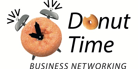 Virtual Donut Time Networking - August 2021 tickets