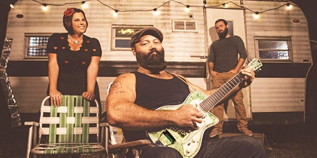 The Reverend Peyton's Big Damn Band: Late Show tickets