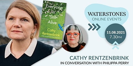 Cathy Rentzenbrink : In conversation with Philippa Perry tickets