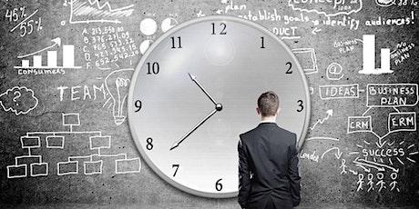 Conférence - Gestion du temps & des priorités & réseautage - 7 septembre tickets