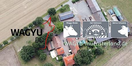 European Wagyu Gala - Breakfast 25,00 € pro Person / Zahlung vor Ort Tickets