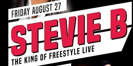 Stevie B Live tickets