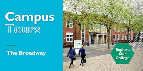Campus Tours: The Broadway tickets