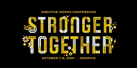 2021 Creative Works Conference tickets