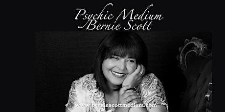 Evening Of Mediumship with Medium Bernie Scott –  Paulton tickets