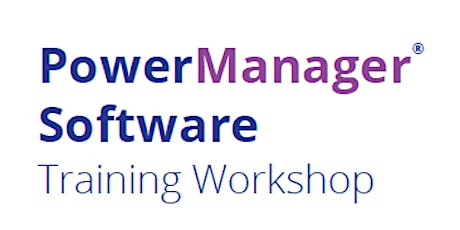 October 14-15, 2021 PowerManager Software Training Workshop tickets