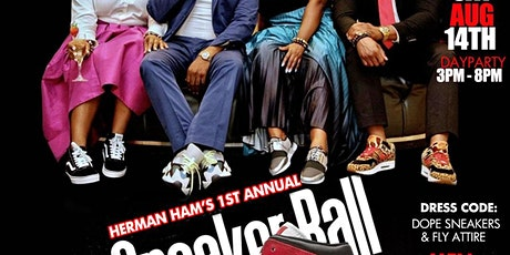 Herman Ham's 1st Annual Sneaker Ball tickets
