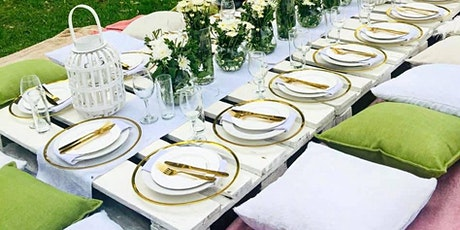 Summer Luxury Picnic Experience - Date Night tickets