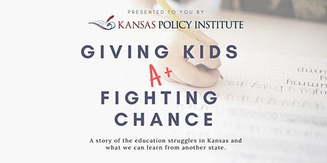 Giving Kids A Fighting Chance Screening billets