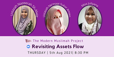 Revisiting Assets Flow - Feel Confident & Contented tickets