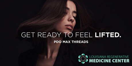 PDO Thread Lift Seminar tickets