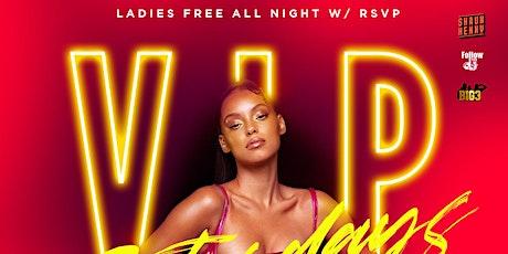 VIP Saturday's @ Mangos Raleigh tickets