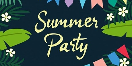 St Helens Striders Summer Party tickets
