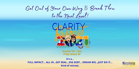The 2021 Clarity Retreat - Fripp Island, SC - Hosted by Amy D. Kilpatrick tickets