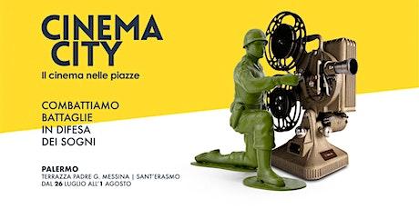 Cinema City - III Edizione biglietti