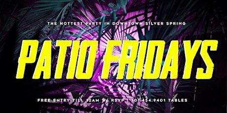 Patio Fridays @ Kaldi's Rooftop tickets