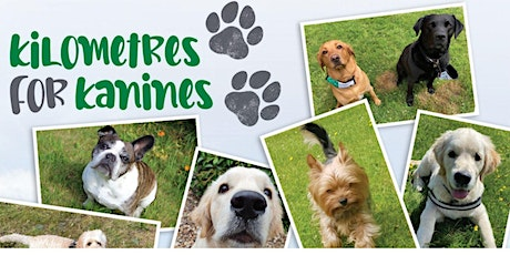 Kilometres for Kanines - Paws for a Cause tickets