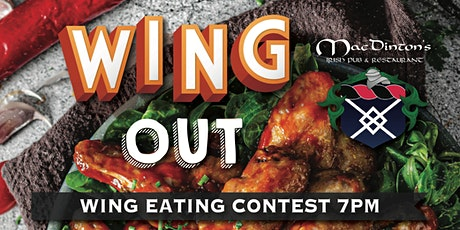 Wing Out at Macs tickets